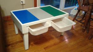 Lego Table 1