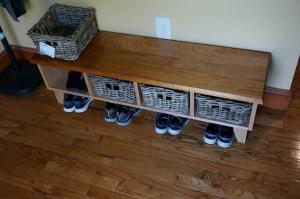 Shoe Bench 1