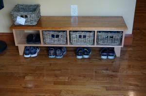 Shoe Bench 2