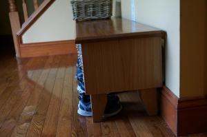 Shoe Bench 4